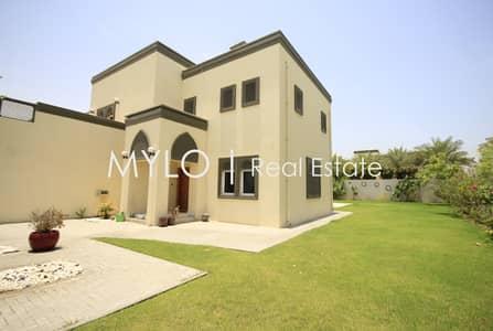 3 Bedroom Villa for Sale in Jumeirah Park, Dubai - Beautiful 3 BR Corner Plot in District 6