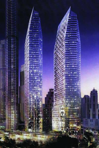 فلیٹ 1 غرفة نوم للبيع في وسط مدينة دبي، دبي - شقة في العنوان رزيدنسز دبي أوبرا وسط مدينة دبي 1 غرف 2131888 درهم - 3465565