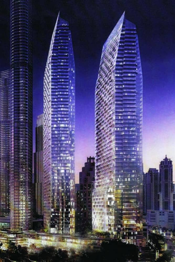 Burj Khalifa View for Sale I Exclusive 2 Bedroom | The Address Opera T1