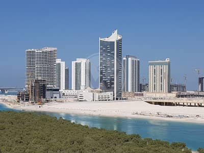 Studio for Sale in Al Reem Island, Abu Dhabi - Water Front View at an attractive price!