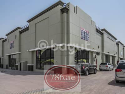Warehouse for Sale in Dubai Investment Park (DIP), Dubai - RECENTLY REPAINTED WAREHOUSES AVAILABLE FOR SALE  IN DIP 2