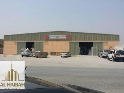 ارض صناعية  للبيع في الجرف، عجمان - For sale in Al - Jaraf Industrial Area Stores special location