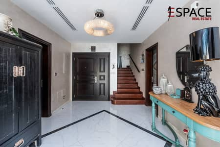 4 Bedroom Villa for Rent in The Meadows, Dubai - Fully Upgraded - Type 6 - Great Location