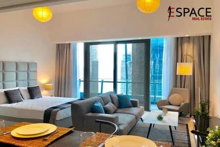 Studio for Rent in Dubai Marina, Dubai - High End | Fully furnished Unit | Vacant