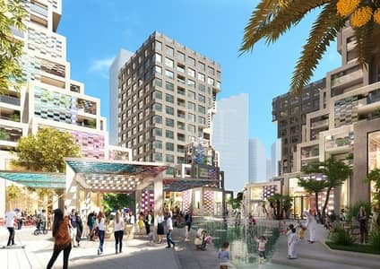 1 Bedroom Apartment for Sale in Al Reem Island, Abu Dhabi - PIXEL. The Most Ambitious Project in AUH