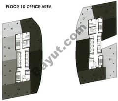Office Area Floor 10th