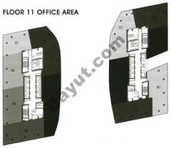 Office Area Floor 11th