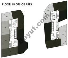Office Area Floor 15th