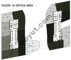 Office Area Floor 16th