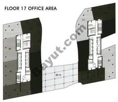 Office Area Floor 17th