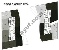 Office Area Floor 3rd
