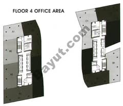 Office Area Floor 4th