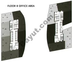 Office Area Floor 8th