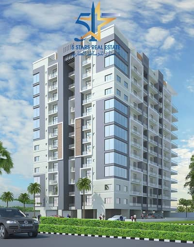 Studio for Sale in Dubai Residence Complex, Dubai - City Outside. Tranquility Inside with This Studio Apt. At Arabian Gates 1