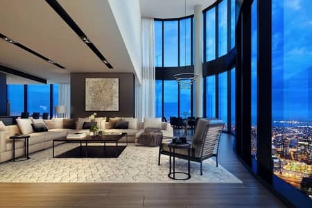 4 Bedroom Flat for Sale in Dubai Harbour, Dubai - 4 Bed Apartment  in the incredible Marina Vista
