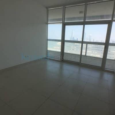 2 bedroom plus maids High floor Sea view