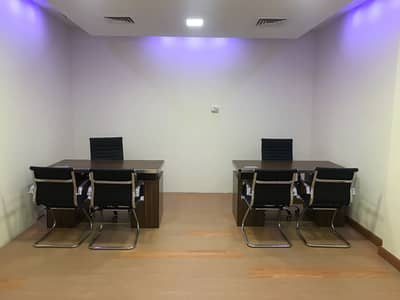 Fully Furnished Office Space for Licence Renewal & Labor Quota /Bank Inspection  Just in 15000/= For One Year