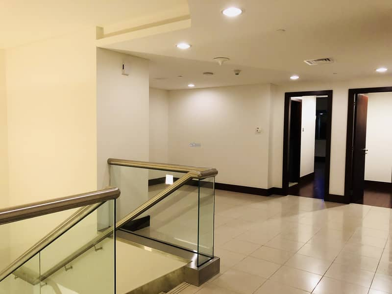 2 Reduced Rent Furnished Luxuary 4Br Duplex Apartment for Rent  in Jumeirah Living