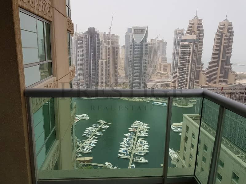 2 2 Bedroom | Marina View | High Floor