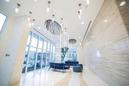 Studio for Sale in Al Raha Beach, Abu Dhabi - Luxurious living Studio Apt w/ full facilities