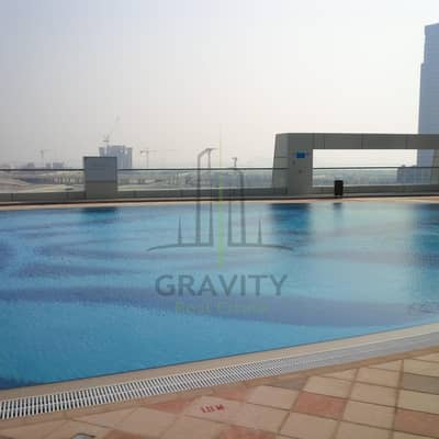 Great investment studio apartment in Hydra Avenue Tower