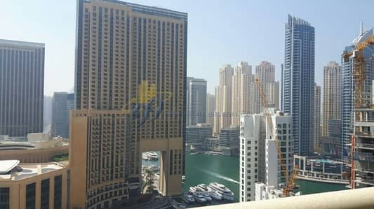 1 Bedroom Flat for Rent in Dubai Marina, Dubai - 1BR Apt