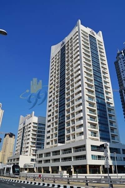 1 Bedroom Apartment for Sale in Dubai Marina, Dubai -  Balcony