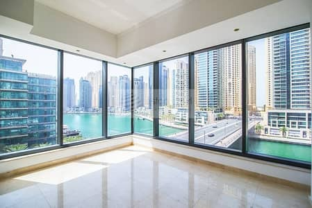 Great Full Marina View 2BR with Balcony