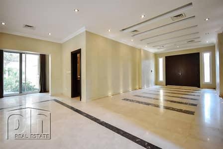 فیلا 6 غرفة نوم للبيع في تلال الإمارات، دبي - Huge Corner Plot