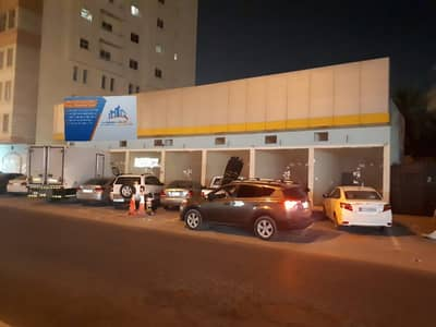 Building for Sale in Al Nuaimiya, Ajman - 7 shop and villa for sale same road off Safeer mall and Preston university