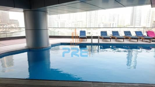 Well maintained 3BHK apartment. Marina View