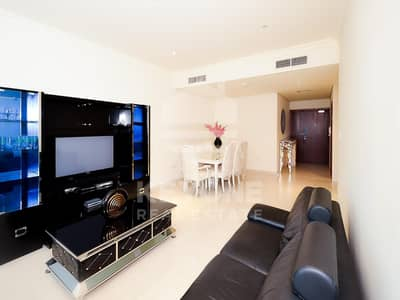 2 Bedroom Apartment for Rent in Dubai Marina, Dubai - Exclusive 2 BR | Furnished | Marina Heights