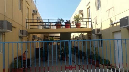 12 Bedroom Labour Camp for Rent in Al Jurf, Ajman - Cheapest Price Brand New Labour Camp 25 to 120 Room Available for Rent in Al Jurf Behind China Mall 1050 pr Room 1050
