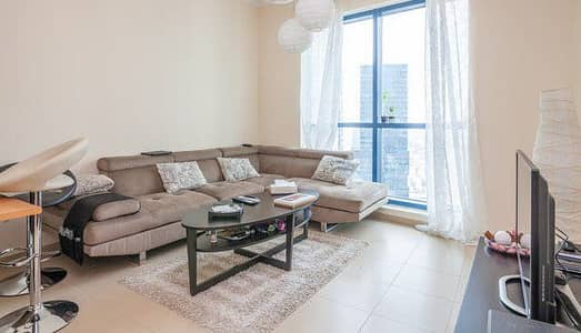 1 Bedroom Flat for Rent in Jumeirah Lake Towers (JLT), Dubai - Duplex 1 bedroom with unlimited water views