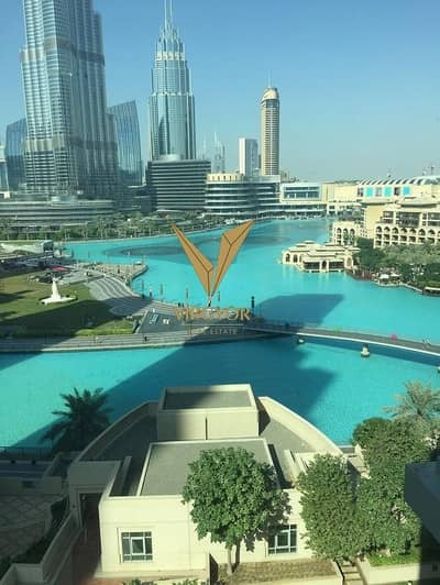 3 Bedroom Flat for Rent in Downtown Dubai, Dubai - Fountain View 3 Bed Apt in The Residence