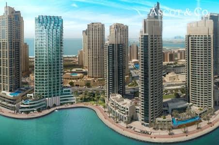 Waterfront Residences|Dubai Marina| 3 BR