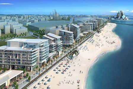 Partial Sea View! Off Plan 1BR Apartment