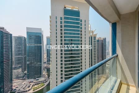1 Bedroom Flat for Sale in Jumeirah Lake Towers (JLT), Dubai - Priced to Sell | 1BR Duplex | Lake view.