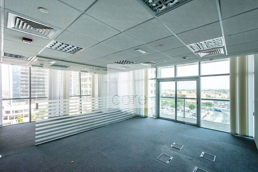 Fitted Office I Low Floor I Freezone