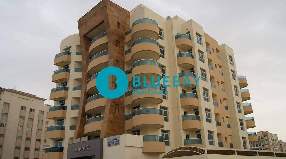 10 2BHK with Community View  for Rent in Al Warqaa 1