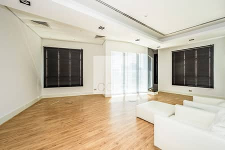 Office for Rent in Jumeirah Village Triangle (JVT), Dubai - Combined fitted furnished office for rent