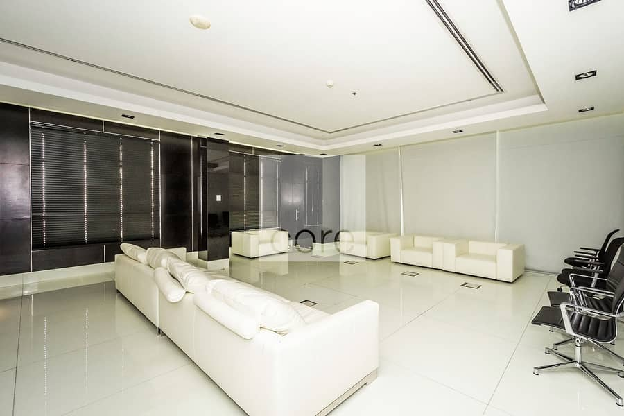 2 Combined fitted furnished office for rent