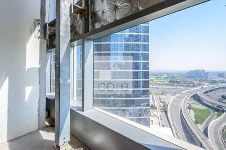 Floor for Rent in Dubai Media City, Dubai - Available full office floor on a mid floor