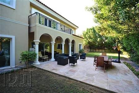 5 Bedroom Villa for Sale in Green Community, Dubai - 500 Plot