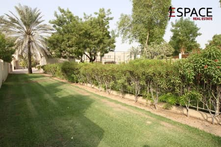 2 Bedroom Villa for Rent in The Springs, Dubai - Type 4M - Back to back - Springs 14