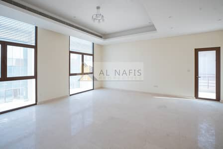 5 Bedroom Villa for Rent in Meydan City, Dubai - Elegant Type B 5BR Independent Villa Large Corner Plot