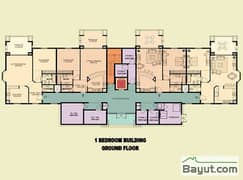 1 Bedroom Building Ground Floor