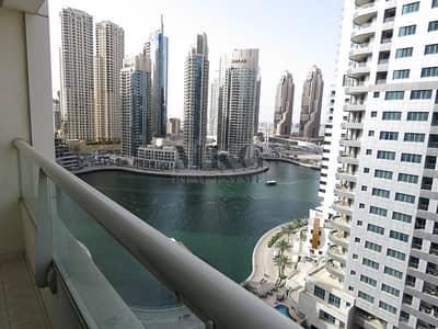 2 Bedroom Flat for Rent in Dubai Marina, Dubai - Large 2 BR with Marina View