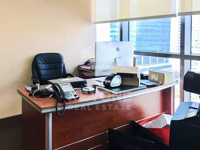 Fully Furnished | Glass Partition Office