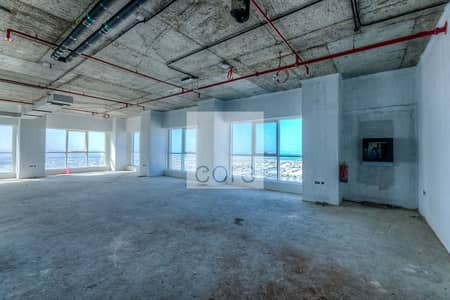 Office for Rent in Sheikh Zayed Road, Dubai - Available office with sea view in Aspin